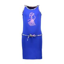 jurk cobalt blue