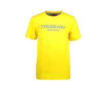 T-shirt nxtrdy yellow
