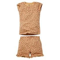 meisjes pyjama Pien aop light animal