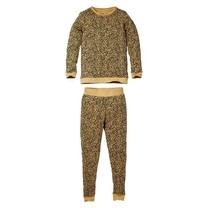 pyjama Puck aop sand leopard