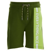 jongens short Florijn green mid