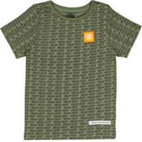 T-shirt Hafiro light army green - Daley Blind