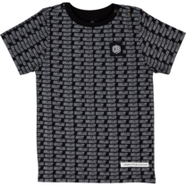 T-shirt Hafiro deep black - Daley Blind