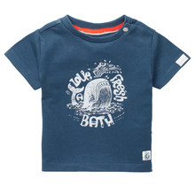 Noppies jongens T-shirt Twisk ensign blue