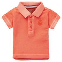 jongens polo Tarleton vermillion orange