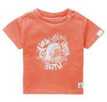 Noppies jongens T-shirt Twisk vermillion orange