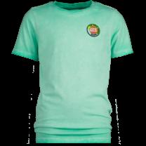 jongens T-shirt Harvey active mint - Kiran