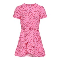 jurk Solveig pink