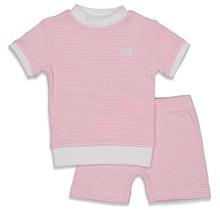 Feetje wafel shortama roze