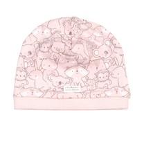 meisjes mutsje roze - We Are Family Girls