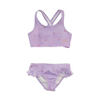 bikini Nona funky violet/dots