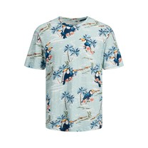 T-shirt Tropicana aop ether