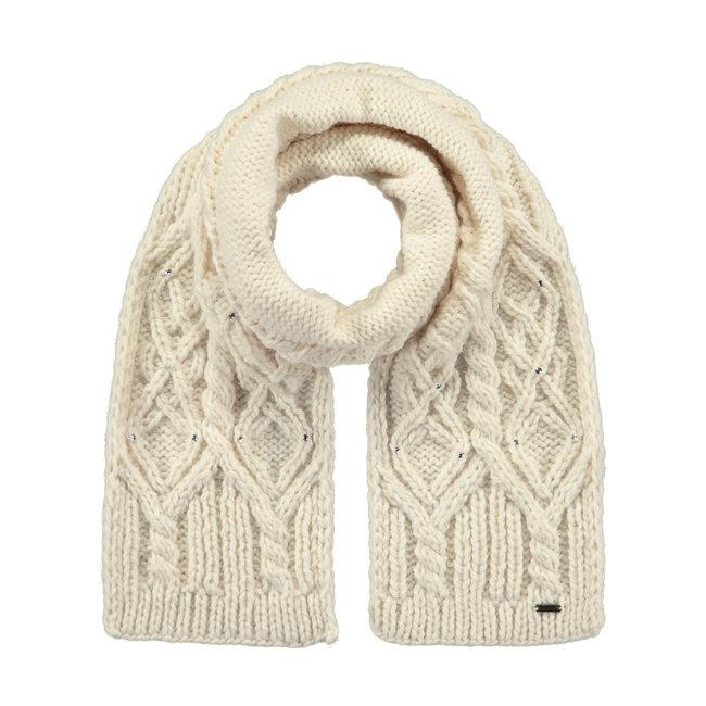 Barts sjaal Cessy mascarpone