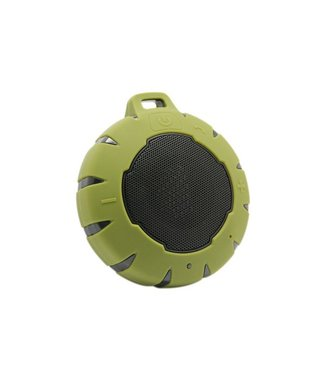 Boom Puck IPX7 Wireless Speaker Waterproof Olive/Black