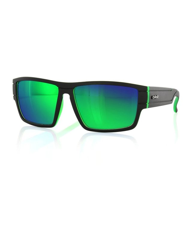 Carve Carve Sublime Matt Blk/Green Revo