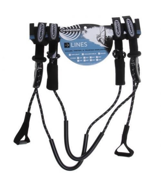 Chinook Chinook Adjustable Race Harness Lines