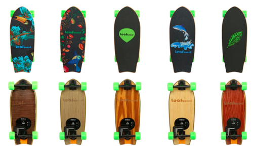 Leaf Boards