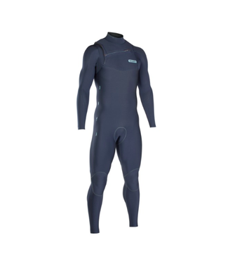 ION ION Wetsuit - Onyx Select Semidry FZ 5/4 - Dark Blue 2019