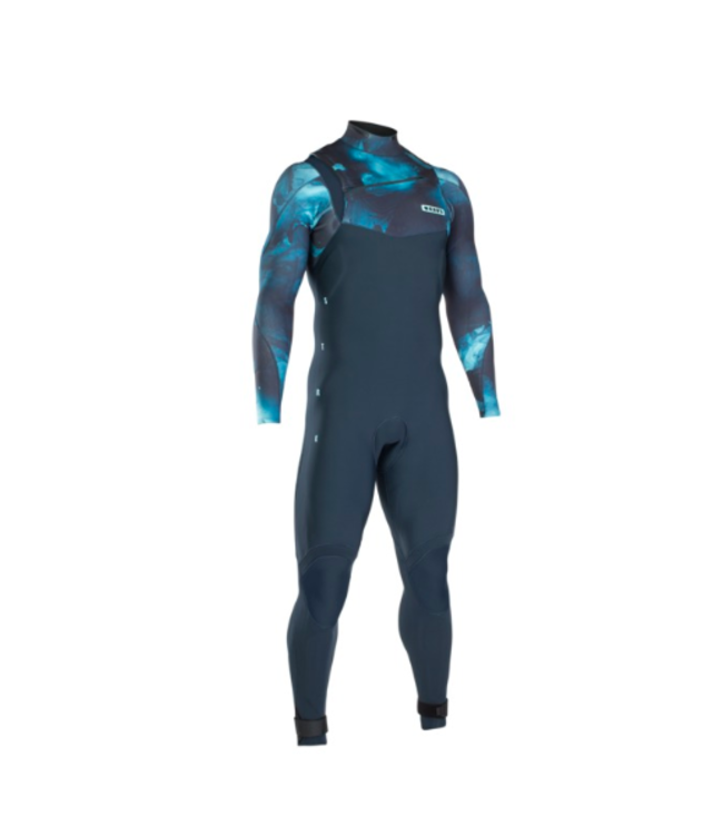 ION ION Wetsuit - Strike AMP Semidry 5/4 FZ - 2019