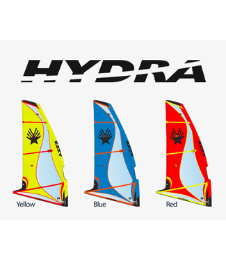 Ezzy Sails Ezzy Hydra Red/Blue Foil