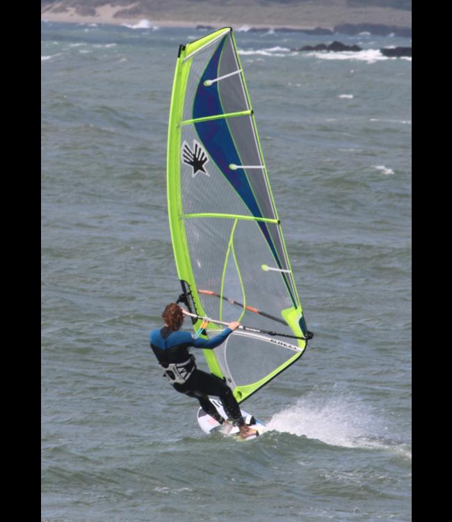 Ezzy Sails Ezzy Sails Elite 5.3 2016 Yellow/Blue