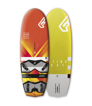 Fanatic Fanatic Stingray 125l LTD Foil Board