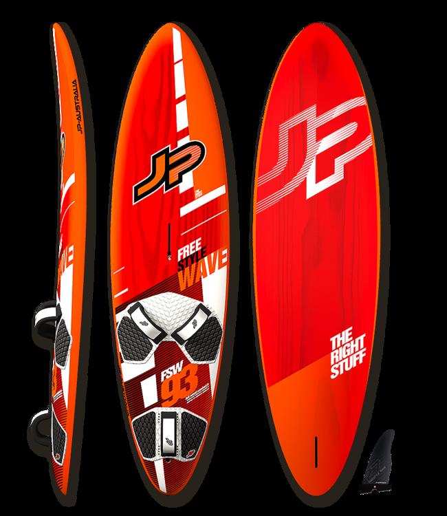 JP-Australia JP Freestyle Wave 102 FWS 2017