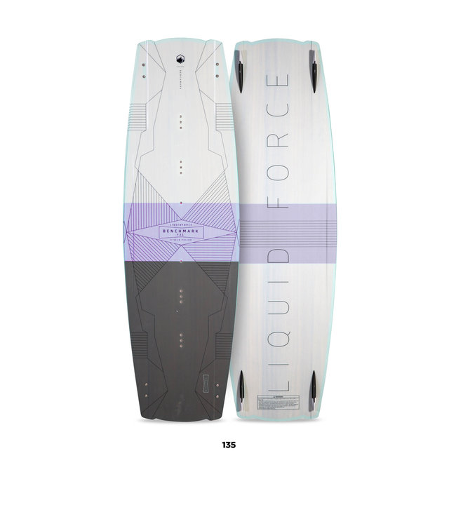 Liquid Force Liquid Force Benchmark Kite Board