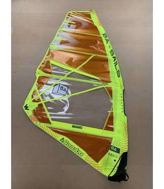 GA Sails GA-Sails Manic 5.0m 2019 C2 Orange Ex Demo