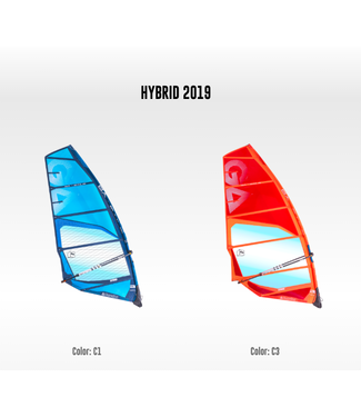 GA Sails GA-Sails Hybrid 2019 - Demo 5.6m