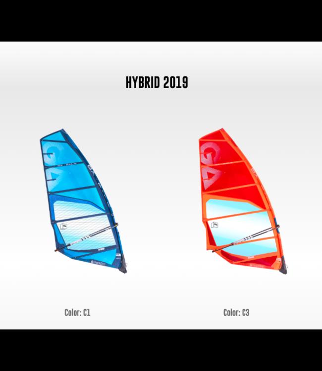 GA-Sails GA-Sails Hybrid 2019 - Demo