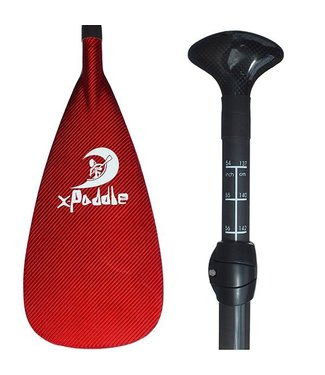 X-Paddle X-Paddle Cruise 70% 1/4 (Red) Adjustable 3 P.