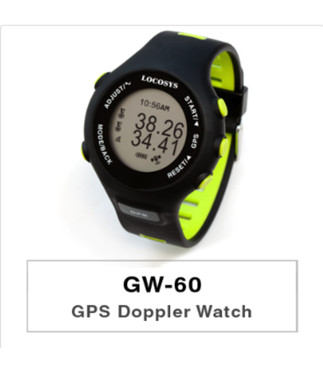Locosys Locosys GW-60 GPS Watch