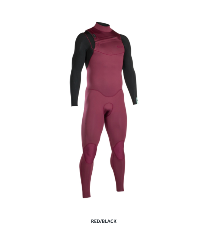 ION ION - Wetsuit BS - Onyx Core Semidry 4/3 FZ DL 2020