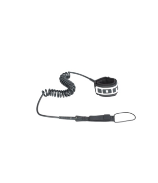 ION ION SUP_Core Leash coiled