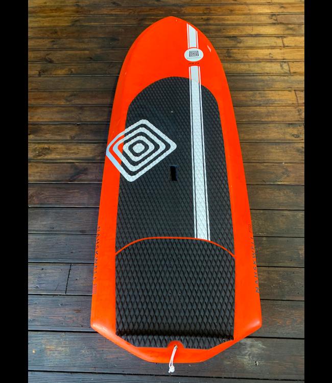 Nahskwell Nahskwell Fly SUP Foil 7'4'' 2020 Orange