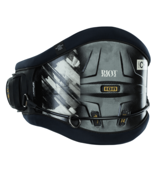ION ION Riot Curv 14 Kite Waist Harness 2021
