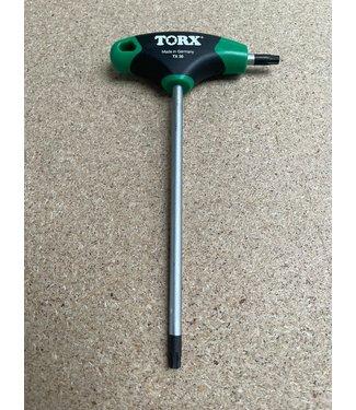 TORX T-Handle Screwdriver TX30, with Duplex Grip