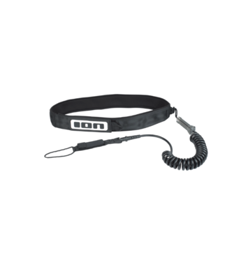 ION ION SUP Core Hipbelt Leash RACE 2.0 Coiled