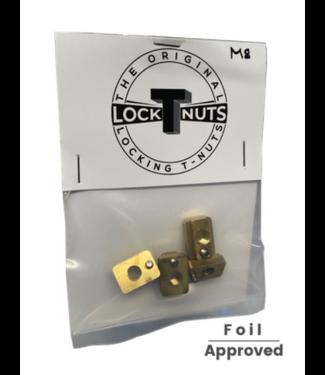 Locknut LOCKING T-NUT SET M6