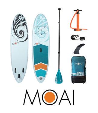 Moai MOAI 10'6 ALLRound iSUP Package