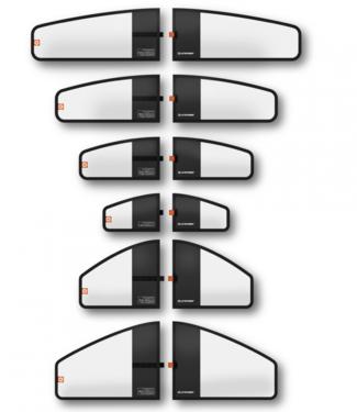 Unifiber High Aspect Foil Wing Cover Set 40 - 60 cm