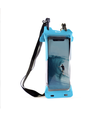 Surflogic Surflogic Waterproof phone case / Blue