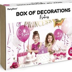 Feestpakket prinses kinderfeestje