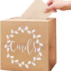 Enveloppendoos kraft - Cards