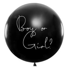 Gender Reveal ballon - Boy or girl? - jongen