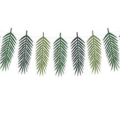 Tropical leaves slinger