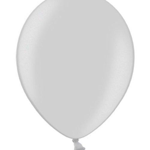 Ballonnendeal Ballonnen Metallic Zilver