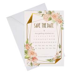 Save the date kaarten