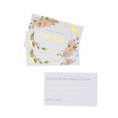 Bruiloft Advieskaarten
